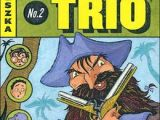 REVIEW: Time Warp Trio #2: The Not-So-Jolly Roger by Jon Scieszka