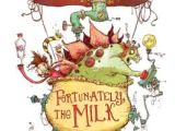 REVIEW: Fortunately the Milk by Neil Gaiman