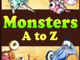 REVIEW: Monsters A to Z by A.J.Cosmos