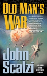 REVIEW: Old Man's War (Old Man's War #1) by JohnScalzi