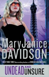 REVIEW: Undead and Unsure (Undead #12) by Mary JaniceDavidson