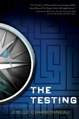 REVIEW: The Testing (The Testing #1) by Joelle Charbonneau