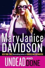 REVIEW: Undead and Done (Undead #15) by MaryJanice Davidson